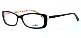 Oakley Optical Eyeglass Collection Cross Court 1071 in Purple Plaid (0253)