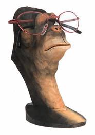 Gorilla Peeper Eyeglass Holder Stand
