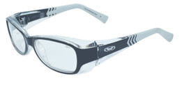 Global Vision Eyewear Safety Series RX-E in Black
