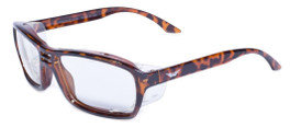 Global Vision Eyewear Safety Series RX-I in Demi