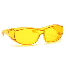 CALABRIA 6000Y Economy Fitover with UV PROTECTION IN YELLOW