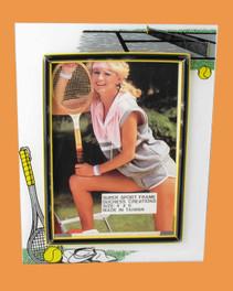 Speert Sports Photo Frame Tennis Theme (Vertical)