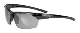 Tifosi High Performance Sunglasses Jet in Gloss-Black & Smoke Lens
