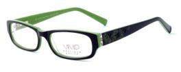 "Calabria Optical Designer Reading Glasses ""Petite"" Kids Fit 6005 in Brown"