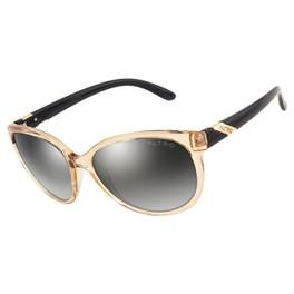 Altro Optics Designer Sunglasses Flicka 91008180 in Crystal-Brown 58mm