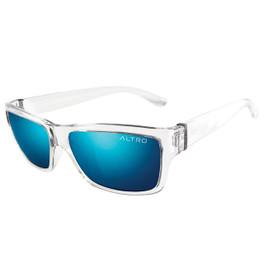 Altro Optics Designer Sunglasses Sanctum 90005377 in Crystal-Clear 55mm