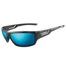 Altro Optics Designer Sunglasses Sledge 90100277 in Gloss-Black 64mm
