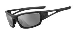 TIFOSI Tactical Eyewear Dolomite 2.0 in Matte Black, Smoke / HC Red / Clear