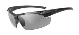 TIFOSI Tactical Eyewear Jet FC in Matte Black, Smoke