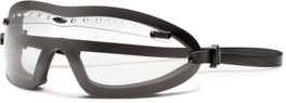 Smith Optics BOOGIE REGULATOR, SILICONE STRAP with CLEAR Lenses