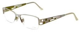 Cazal Designer Eyeglasses 4191-001 in White 53mm :: Rx Single Vision