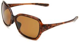 Oakley Designer Sunglasses Overtime OO9167-06 in Tortoise & Polarized Bronze Lens