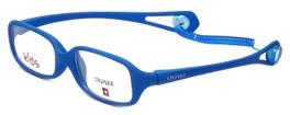 Cruiser Kids Designer Reading Glasses 2889 in Matte-Blue 43mm