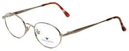 Dakota Smith Designer Reading Glasses Ranch DS267-0003 in Silver 49mm