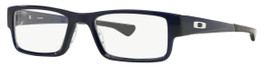 Oakley Designer Reading Glasses Airdrop OX8046-0455 in Blue-Ice 55mm