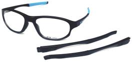 Oakley Designer Reading Glasses Crosslink OX8048-0156 in Satin-Black 56mm