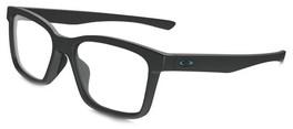 Oakley Designer Reading Glasses Fenceline OX8069-0853 in Satin-Pavement 53mm