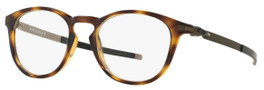 Oakley Designer Reading Glasses Pitchman R OX8105-0350 in Brown-Tortoise 50mm