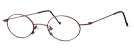 Regency International Designer Reading Glasses SL503 in Antique Bronze 48mm