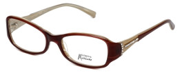Guess by Marciano Designer Reading Glasses GM142-AMB in Amber