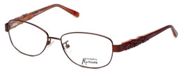 Guess by Marciano Designer Reading Glasses GM155-COP in Copper