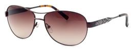 Harley-Davidson Designer Sunglasses HDX832-BRN in Brown Frame & Brown Gradient Lens