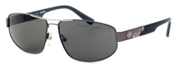 Harley-Davidson Designer Sunglasses HDX840-GUN in Gunmetal Frame & Grey Lens
