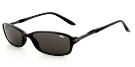 Bollé Elysee Designer Sunglasses in Gloss-Black & Grey 70130PL