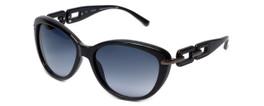 Guess  Designer Sunglasses GU7273 in Black Frame with Grey Gradient Lens