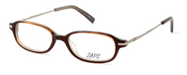 Calabria Viv Kids Zaps 14 Designer Eyeglasses in Brown :: Custom Left & Right Lens