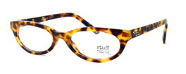 Hilary Duff HD122367-112 Designer Eyeglasses in Tortoise :: Custom Left & Right Lens