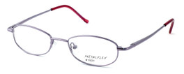 Calabria Kids Fit MetalFlex Designer Eyeglasses 1001 in Lavender :: Custom Left & Right Lens