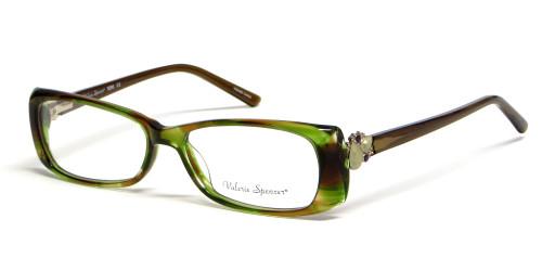 valerie spencer 9266 in tea designer reading glasses