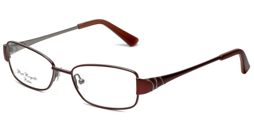 silver dollar designer reading glasses connie in 49mm