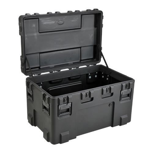 3R4024-24B-E Watertight military standard utility case