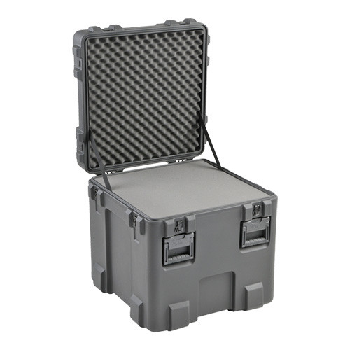 3R2424-24B-L Waterproof military standard utility case