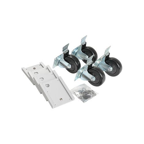 3skb-CAST1 caster plate/wheels