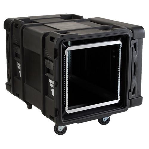 "3SKB R910U30 10u Shock Rack Case - 30"" deep"