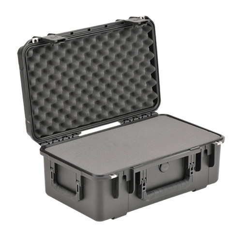 3i-2011-8B-C military standard shipping case with Cubed Foam. Waterproof
