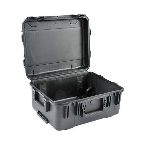 3i-1914-8BTE military standard shipping case with Empty.w/ TSA locks, wheels & pull handle.Waterproof