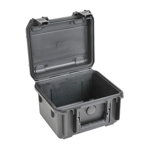 3i-0907-6B-E military standard shipping case with Layered foam. Waterproof