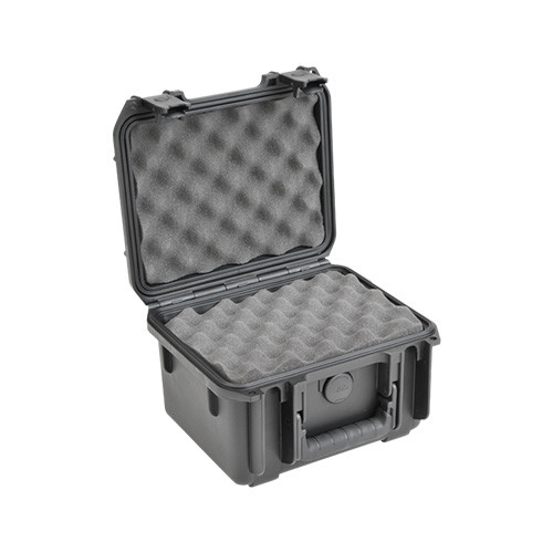 3i-0907-6B-L military standard shipping case with Layered foam. Waterproof