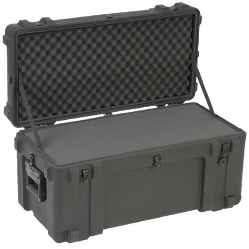 3R3214-15B-CW Watertight military standard utility case