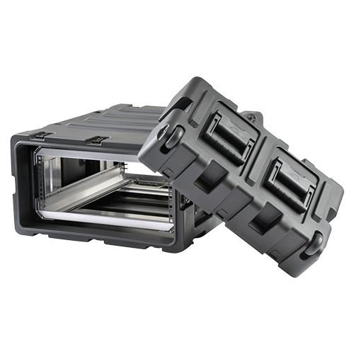 3RR-4U24-25B 4U Case with Slide Out Rack