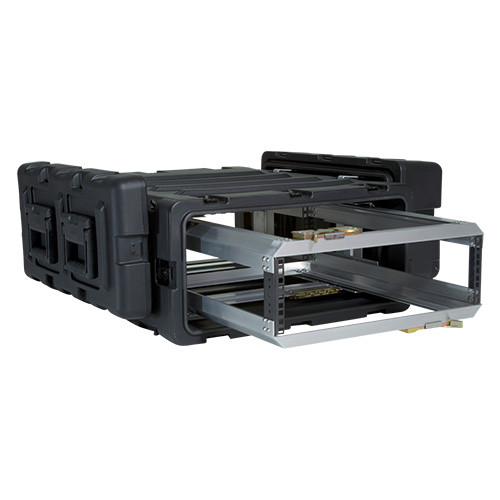 3RR-3U24-25B 3U Case with Slide Out Rack