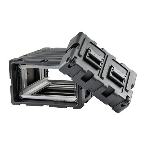 3RR-5U24-25B 5U Case with Slide Out Rack