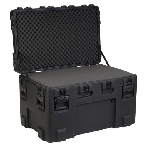 3R4024-24B-L Watertight military standard utility case