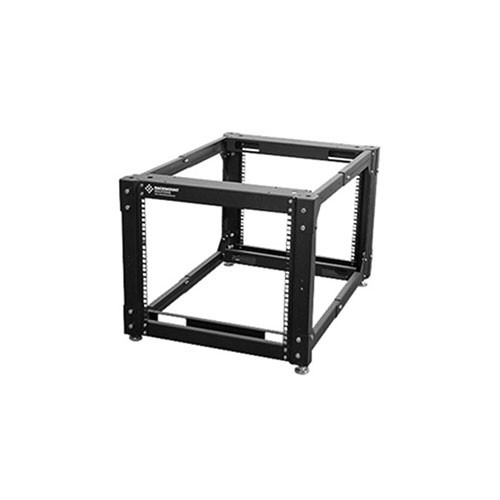 4 post rack shelves mini server rack. Black Bedroom Furniture Sets. Home Design Ideas