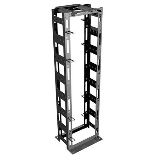 Cmr 45u 45u Cable Management Rack Two Post Network Rack
