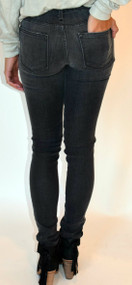 Angry Rabbit Black Lure Skinny Jeans